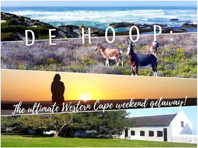 De Hoop: The ultimate Western Cape weekend getaway