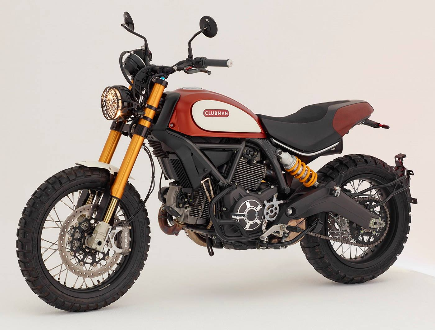 am i the only one who doesn't like the scrambler headlight