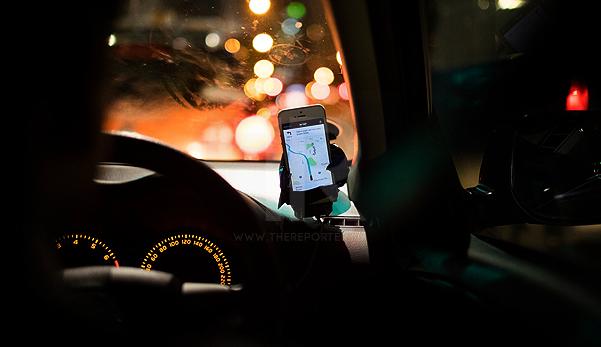 """""""Perlahan-lahan terhidu bau wangi, saya dah mula rasa lain macam"""" - Luahan Pemandu Uber"""