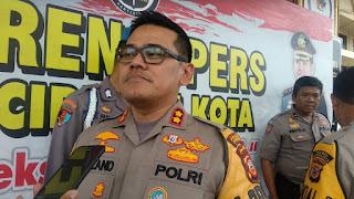 Polres Cirebon Kota Ikut Amankan Pilwu Serentak 27 Oktober