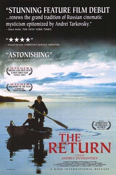 دانلود رایگان فیلم بازگشت (2003) The Return با دوبله فارسی و بدون سانسور