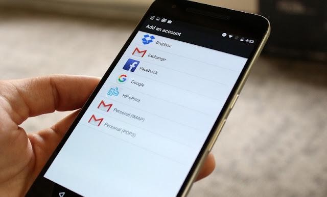 Cara Melihat Semua Email Gmail dan Akun Google di HP Android Kita