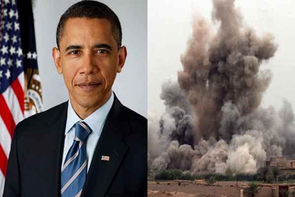 2016 में बमबारी करने में ओबामा ने तोड़ दिया सबका रिकॉर्ड, पढ़ें, कितने गिराए बम