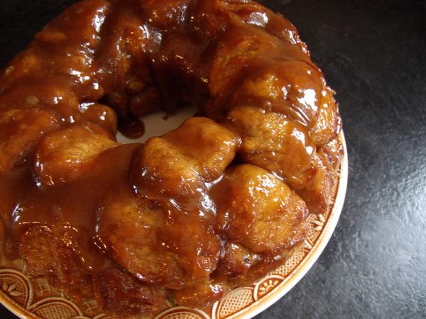 Caramel Pull-Apart Monkey Bread
