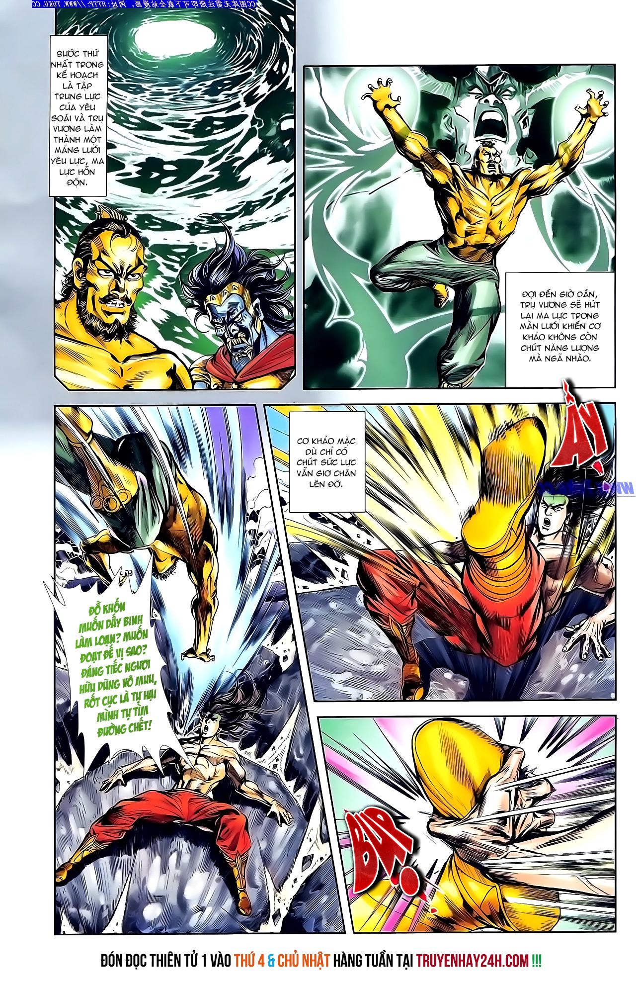 Cơ Phát Khai Chu Bản chapter 148 trang 26