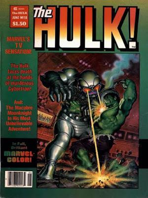 Hulk magazine #15