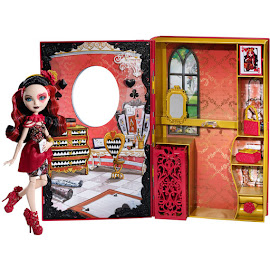 EAH Spring Unsprung Book Playset Dolls