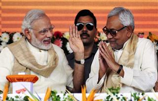 पीएम मोदी की सासाराम रैली में नीतीश कुमार के साथ मौजूद रहेंगे NDA के ये नेता, बनाए गए दो मंच
