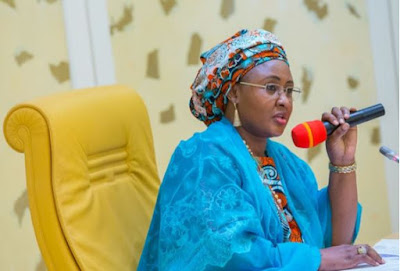 International Women's Day: Aisha Buhari Expresses Concern Over The Impact Of Kidnapping And Early Marriages On A Girl Child