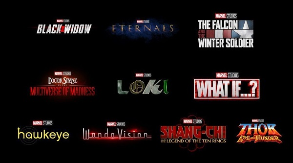 Daftar Film Marvel Phase 4