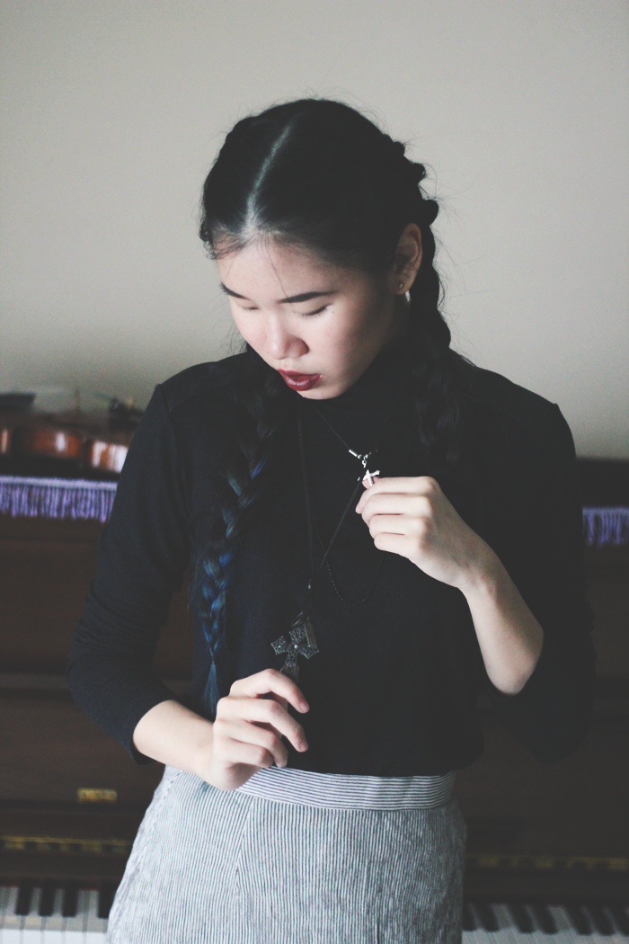 Brunei Blogger May Cho The Mayden, OOTD, Personal Style, Modern & Vintage