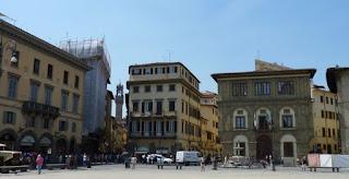 Florencia, Piazza Santa Croce.