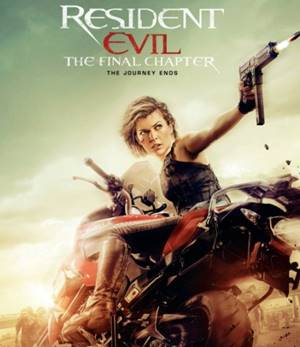 Resident Evil: The Final Chapter (2016) TC 720p