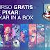 Pixar pone al descubierto sus mejores trucos con este curso gratuito: Pixar in a Box