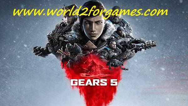 تحميل لعبة Gears 5 للكمبيوتر