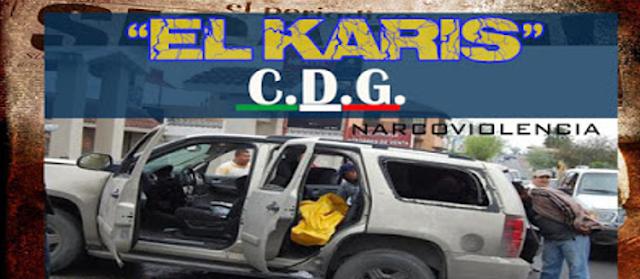 """La historia de """"El Karis"""" del CDG y el día de la incursión Zeta en Reynosa"""