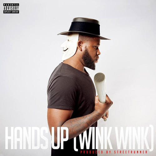 "VÍDEO - Reks - ""Hands Up (Wink Wink)"""