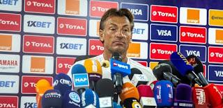 لأول مرة رونار يتحدث عن مغادرة عبد الرزاق حمد الله...نفاد تذاكر المباراة الثانية للأسود