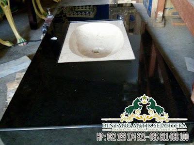 Jual top table granit murah   Harga top table kitchen set