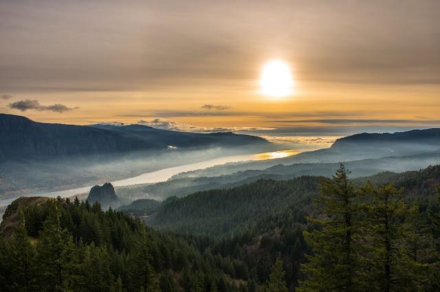 Columbia River Gorge - Photo by Elena Kuchko on Unsplash