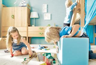 Детска стая за няколко деца