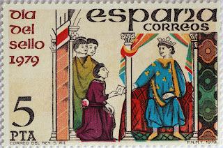 CORREO DEL REY SIGLO XIII