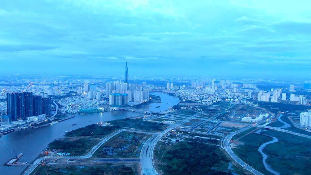 TPHCM gặp khó trong thu hồi đất cho Khu đô thị mới Thủ Thiêm