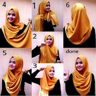 15 Kreasi Hijab Pashmina Terbaru yang Wajib Kamu Coba