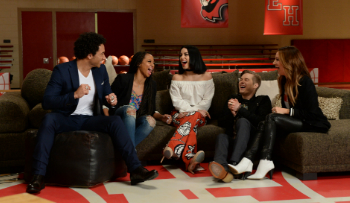 "The ""High School Musical"" reunion airs Wednesday, January 20, 2016."