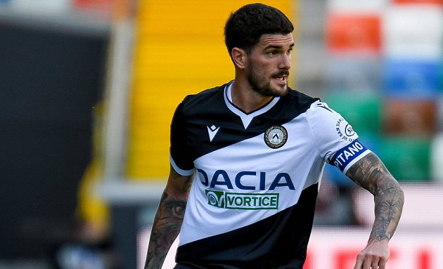 Liverpool in contact with Raiola for Udinese midfielder De Paul