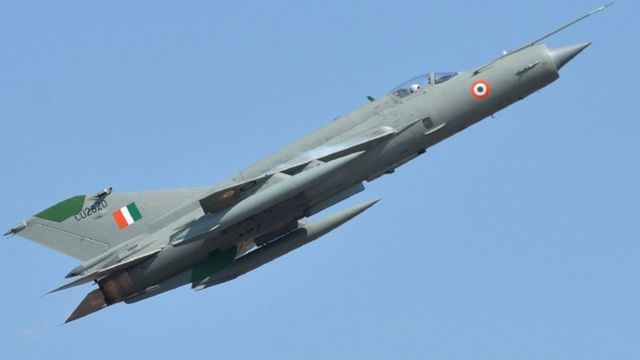MiG-21 IAF