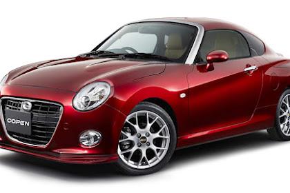 Spesifikasi dan Harga Daihatsu Copen Terbaru