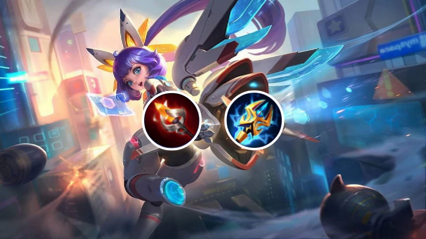 Build Nana Tersakit 2020 | Item, Emblem, Spell