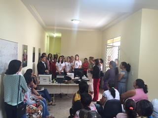 Nome legal: Cinquenta atendimentos são realizados na Promotoria de Picuí