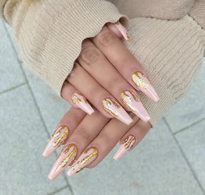 Sexy Gorgeous Square Nail And Manicure Designs To Do (Photos)