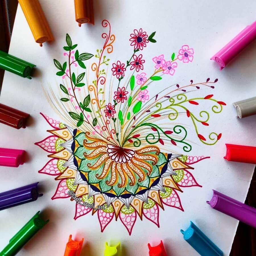 05-Flowers-mandala-lady-meli-art-www-designstack-co