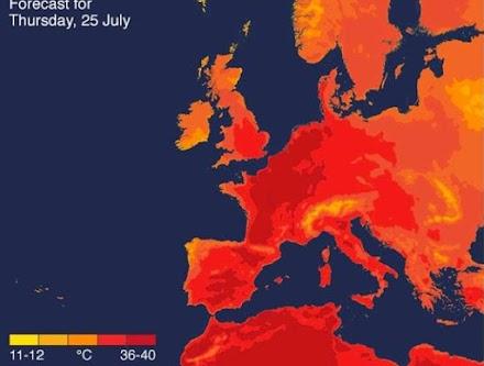 ΓΑΛΛΙΑ: Πόσους σκότωσε ο καύσωνας