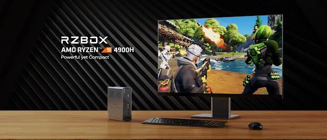اربح مجانًا جهاز CHUWI RZBOX الكمبيوتر الصغير عالي الأداء