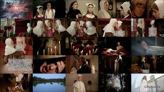 Любовные письма португальской монахини / Die Liebesbriefe einer portugiesischen Nonne / Love Letters of a Portuguese Nun. 1977.