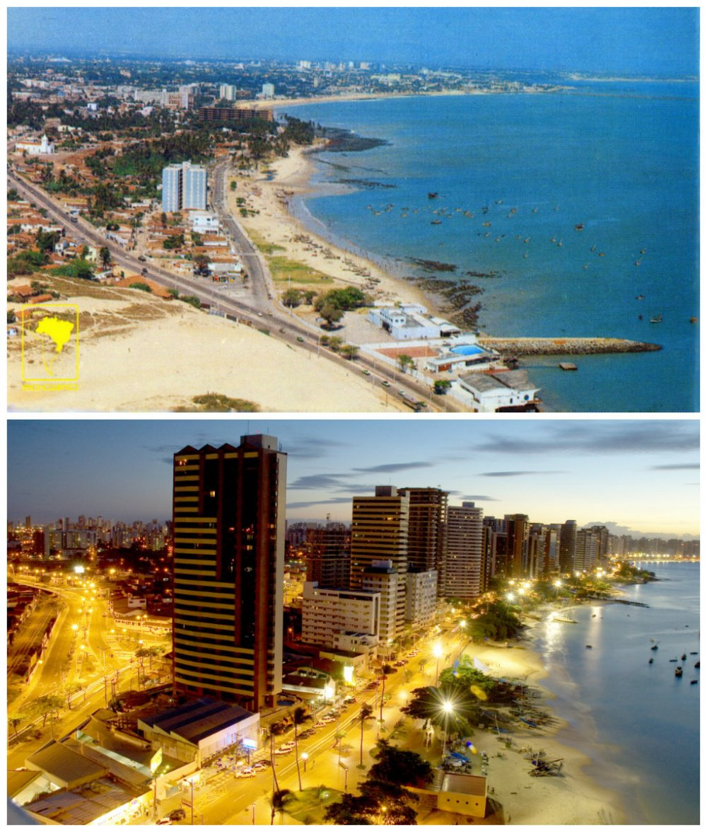 10 Cities Which Have Completely Changed Over Time