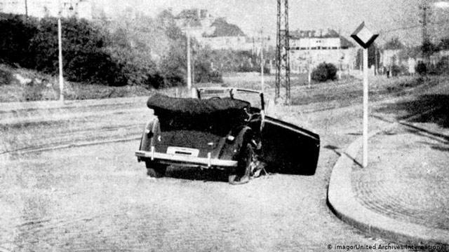 Reinhard Heydrich assassination location 27 May 1942 worldwartwo.filminspector.com
