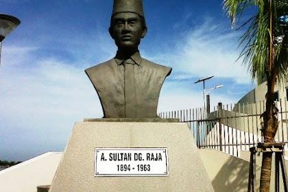 Andi Sultan Daeng Raja, Biografi dan Sejarah Perjuangan Sang Pahlawan Nasional Dari Sulawesi Selatan