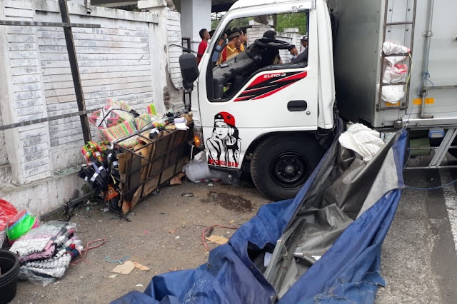 Kecelakaan maut di Lombok Tengah, satu pemotor tewas di tempat