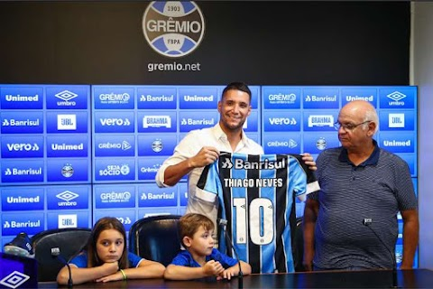 Opinião | Thiago Neves ainda tem bola para jogar no Grêmio?