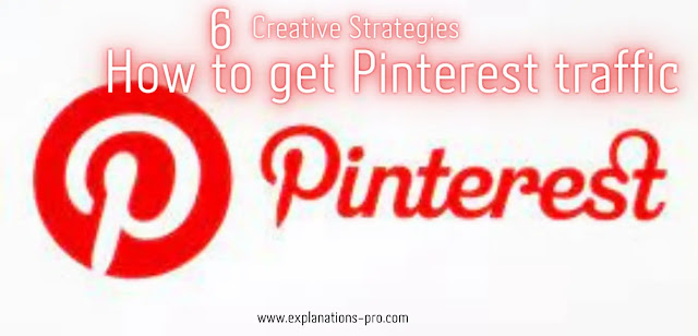 How to get Pinterest traffic