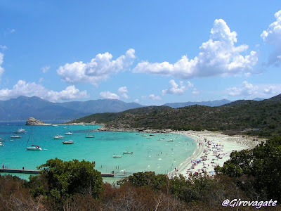 spiaggia Lodo Corsica