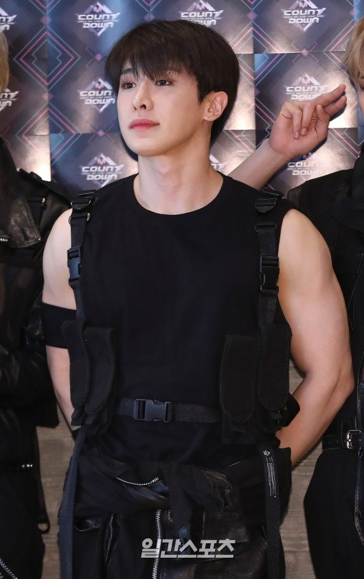 MONSTA X Wonho has officialy leaves the group due to the recent controversy