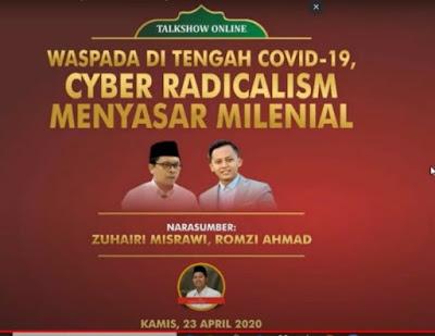 Waspada Di Tengah Covid-19 Cyber Radikalism Menyasar Milenial  >> https://www.onlinepantura.com/2020/04/waspada-di-tengah-covid-19-cyber.html
