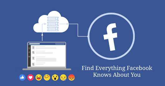 Find Out Everything Facebook Knows About You 2018