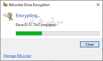 Encrypting Hard Disk